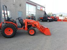 KUBOTA B3350HSD Tractors