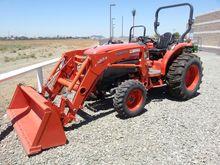 KUBOTA L5740HST Tractors