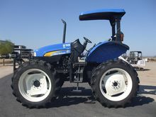 2011 NEW HOLLAND TS6030 Tractor