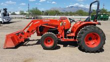 Used KUBOTA MX5200HS