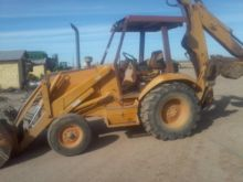 1999 CASE 580SK Backhoe loader