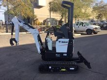 Used BOBCAT 418 Mini