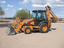 2014 CASE 580SN Backhoe loader