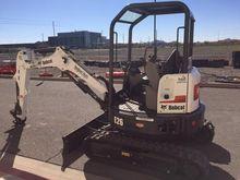 BOBCAT E26 Mini excavators