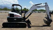 2011 BOBCAT E50 Mini excavators