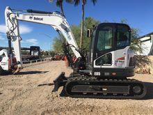 BOBCAT E85 Excavators