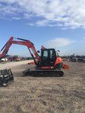 KUBOTA KX080-4 Excavators
