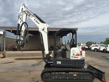 2014 BOBCAT E50 Mini excavators