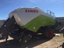 2014 Claas QUADRANT 3300 Hay eq
