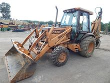 1991 CASE 580K Backhoes