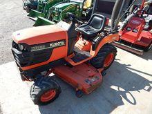KUBOTA BX2200 Tractors