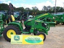 2015 JOHN DEERE 3033R Tractors