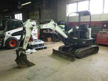 2012 Bobcat E26 Excavators