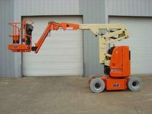 2007 Jlg E300AJP Articulated bo