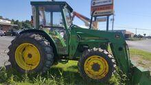 1995 JOHN DEERE 5400 Tractors
