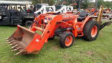 1998 KUBOTA L3010GST Tractors