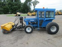 1986 FORD 250C Sweeper