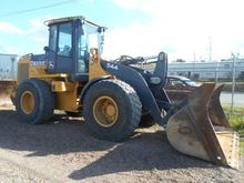 2006 DEERE 544J Wheel loaders