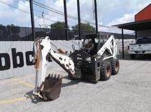 Used Bobcat 773 Skid