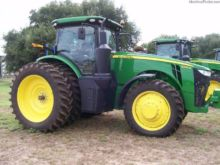 2016 JOHN DEERE 8245R Tractors