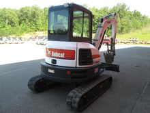BOBCAT E35 Mini excavators