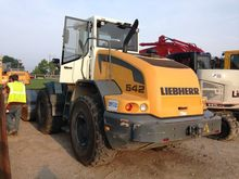 2014 Liebherr L 542 Loaders