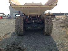 2014 Terex TA300 TIER 4 Dumpers