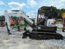 New BOBCAT E50 Mini