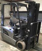 2011 Nissan G1N1L20V Forklifts