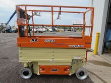 2007 JLG 2630ES Scissor lifts