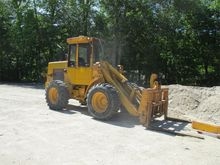 1984 DEERE 444C Wheel loaders