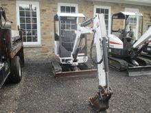 2008 BOBCAT 323 Mini excavators