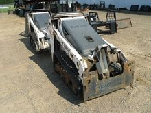 2004 Bobcat MT52 Mini skid stee