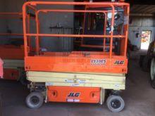2015 JLG 1930ES Scissor lifts