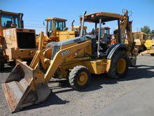 2005 DEERE 310G Backhoe loader