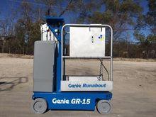 2009 GENIE GR15 Lifts