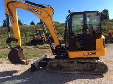 2016 Jcb 67C-1 Excavators