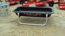 TARTER 5' poly galvanized bunk
