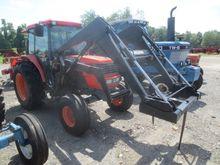 2002 KUBOTA M9000C Tractors