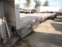 2016 DOONAN Trailer Drop deck