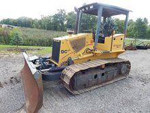 2001 NEW HOLLAND DC80 LGP Dozer