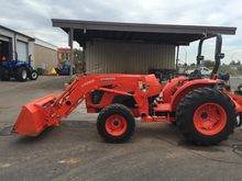 Used KUBOTA MX5800HS