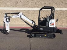 BOBCAT E32I Mini excavators