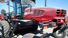 2014 Macdon M155 Soil finishers