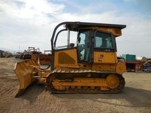 Used 2007 DEERE 650J