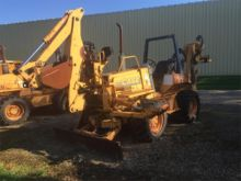 CASE 860 Trenchers