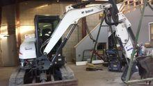 2012 Bobcat E45 Excavators