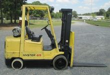 2004 HYSTER S65XM Forklifts