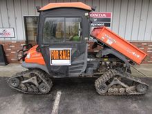 2007 KUBOTA RTV 900 ON TRACKS R