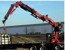 AMCO Veba 933 Cranes